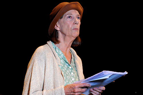 All That Fall - Eileen Atkins.