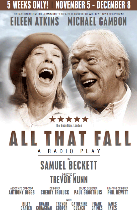 RDL Theatre Production | All That Fall