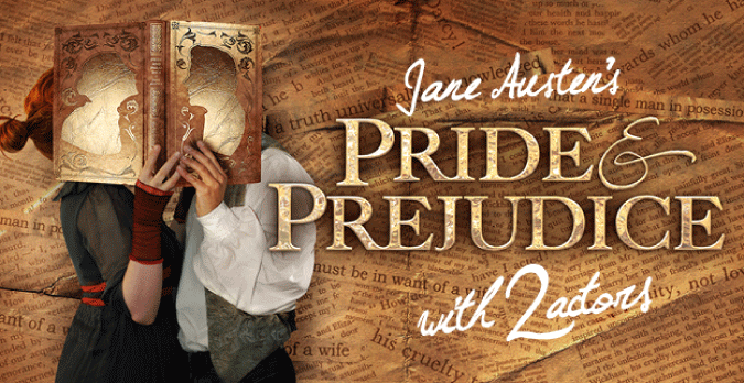 Pride and Prejudice at Greenwich Theatre, October 2016