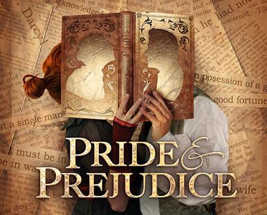 Pride & Prejudice - Production Banner Image.