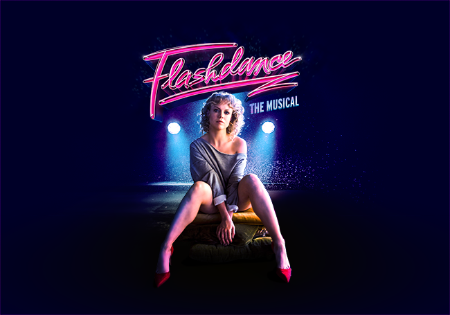 We Are Currently Touring 'Flashdance' Across The UK.